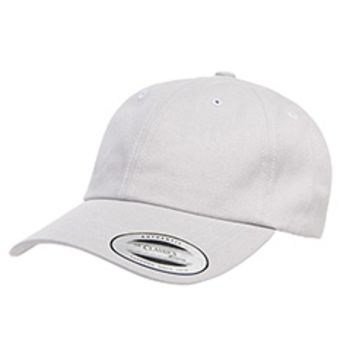 Adult Peached Cotton Twill Dad Cap Thumbnail