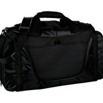 Medium Two Tone Duffel Thumbnail
