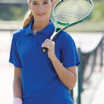 Women's Wicking Mesh Sport Shirt Thumbnail