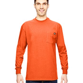 Men's Tall 6.75 oz. Heavyweight Work Long-Sleeve T-Shirt Thumbnail