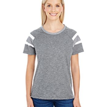 Ladies' Fanatic Short-Sleeve T-Shirt Thumbnail