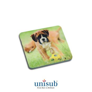 Square Shaped Plastic Photo Magnet Thumbnail