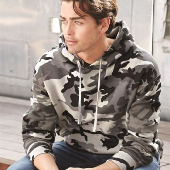 Men's 80/20 Hooded Pullover Sweatshirt Thumbnail